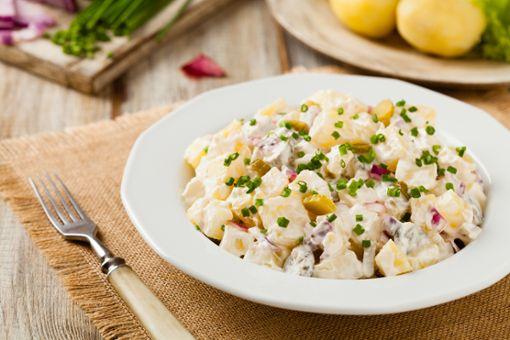 Kann man Kartoffelsalat einfrieren?