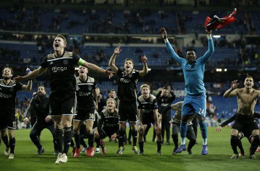 Titelverteidiger Real Madrid scheitert in Champions League