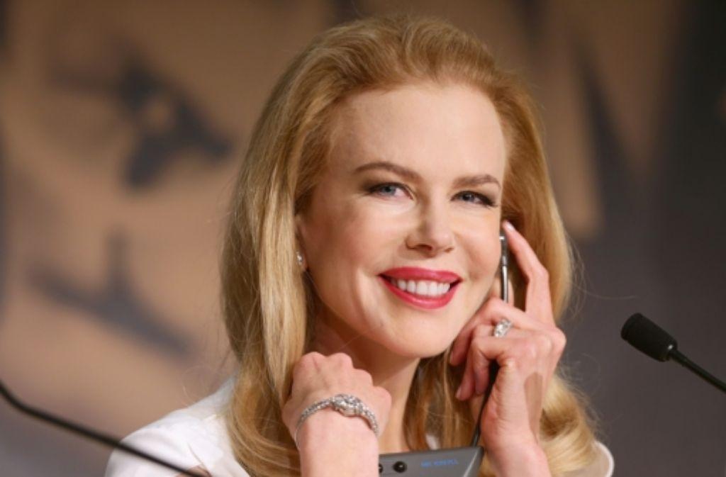 Hollywood-Star Nicole Kidman eröffnet am Mittwoch das Filmfestival in Cannes. Foto: Getty Images Europe