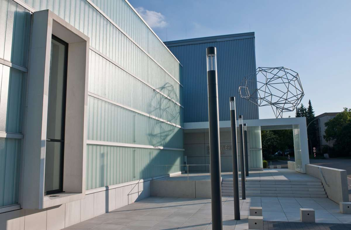 Das Schauwerk Sindelfingen wird erweitert um einen Neubau für Depot und Café. Foto: Schauwerk Sindelfingen
