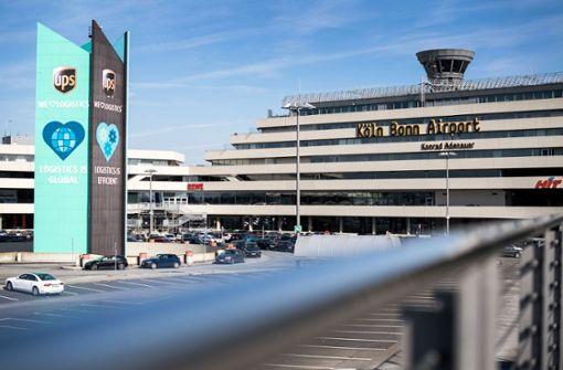 Geldtransporter am Kölner Flughafen überfallen