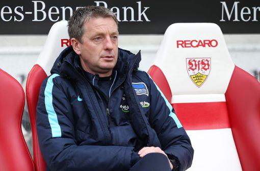 Kehrt Rainer Widmayer schon in der Winterpause zum VfB Stuttgart  heim?