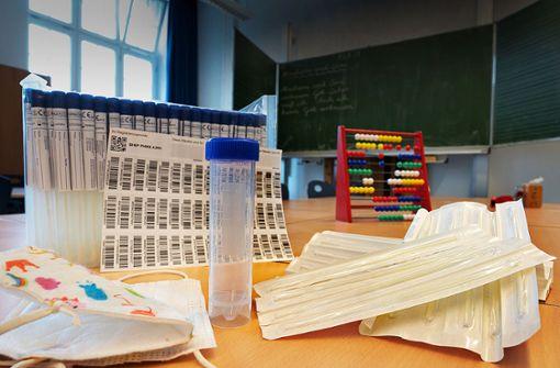 Schulen steigen aus PCR-Pooltests gleich wieder aus
