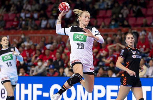 Antje Lauenroth – die Handball-Kommissarin