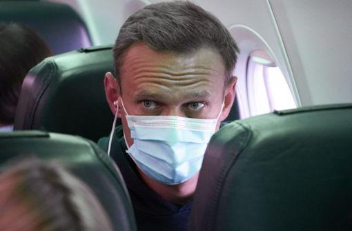 Nawalny-Team: Verbleib des Kremlkritikers unklar