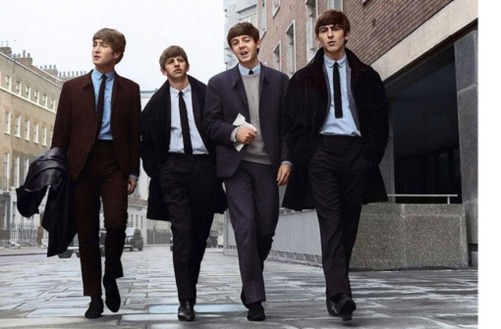 1963 schafften die Beatles den großen Durchbruch. Foto: 'obs/Universal Music Group'