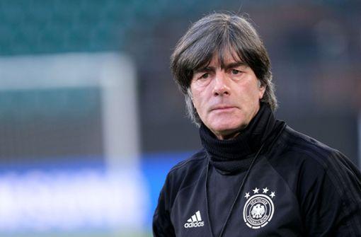 Joachim Löw  wieder daheim