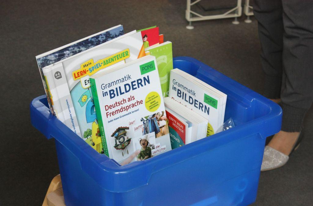 Der Ausschuss hat den Medienetat für die ehrenamtlichen Büchereien in Musberg und in Stetten um je 500 Euro erhöht. Foto: Natalie Kanter