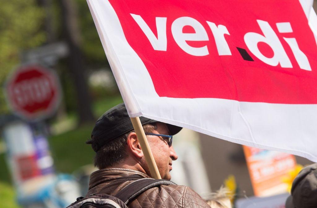 Verdi war ein harter Verhandlungspartner für die Stadt Stuttgart Foto: dpa