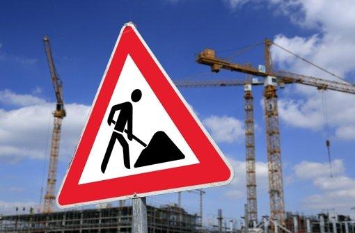 Der Stuttgarter Bauboom überfordert das Ordnungsamt. Foto: Privat