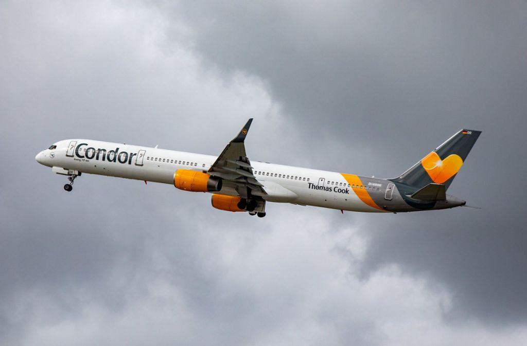 Condor bleibt weiter in der Luft. Foto: dpa/Marcel Kusch