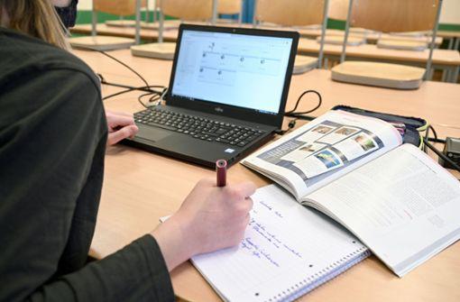 Diese Schulen sind beim  digitalen Lernen  vorne