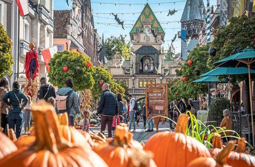 Auf diesem Platz landet der Europa-Park bei Touristen