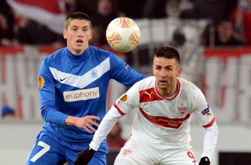 Der VfB Stuttgart hat sich daheim nicht gegen Genk durchgesetzt. Foto: dpa