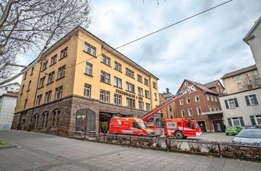 Feuerwehr-Neubau kollidiert mit Lärmschutz