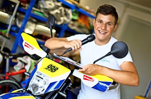 Die Stimme des Motocross