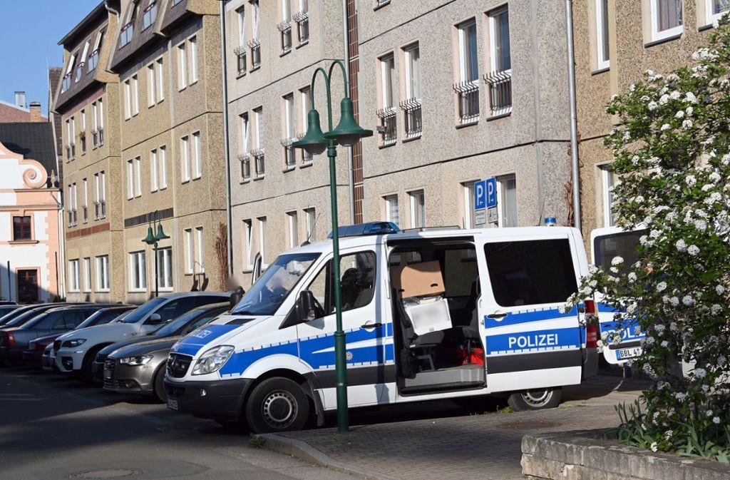 Festnahmen gab es nach Angaben der Staatsanwaltschaft Cottbus bisher nicht, auch wurden keine Haftbefehle vollstreckt. Foto: dpa-Zentralbild