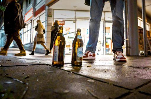 Trinken bis der Arzt kommt – Stuttgart weitet Prävention aus