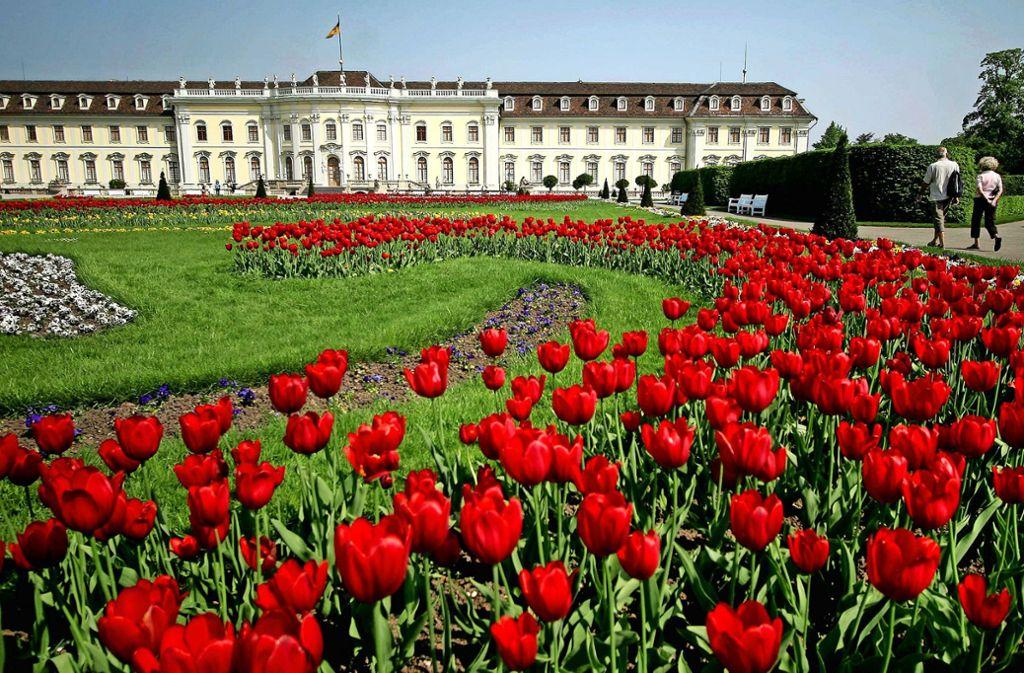 Sehr beliebt und weithin bekannt: Das Blühende Barock ist das Aushängeschild der Stadt Ludwigsburg. Foto: /factum/Simon Granville