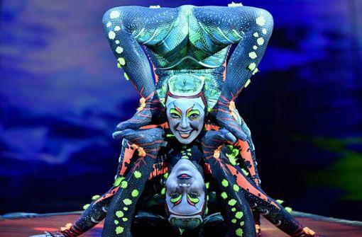 Cirque du Soleil entlässt fast 3500 Mitarbeiter