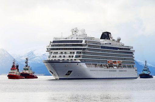 """""""Viking Sky"""" erreicht  sicheren Hafen"""