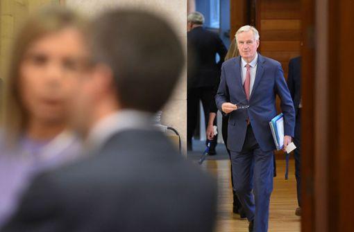 Barnier erteilt Nachverhandlungen eine Absage