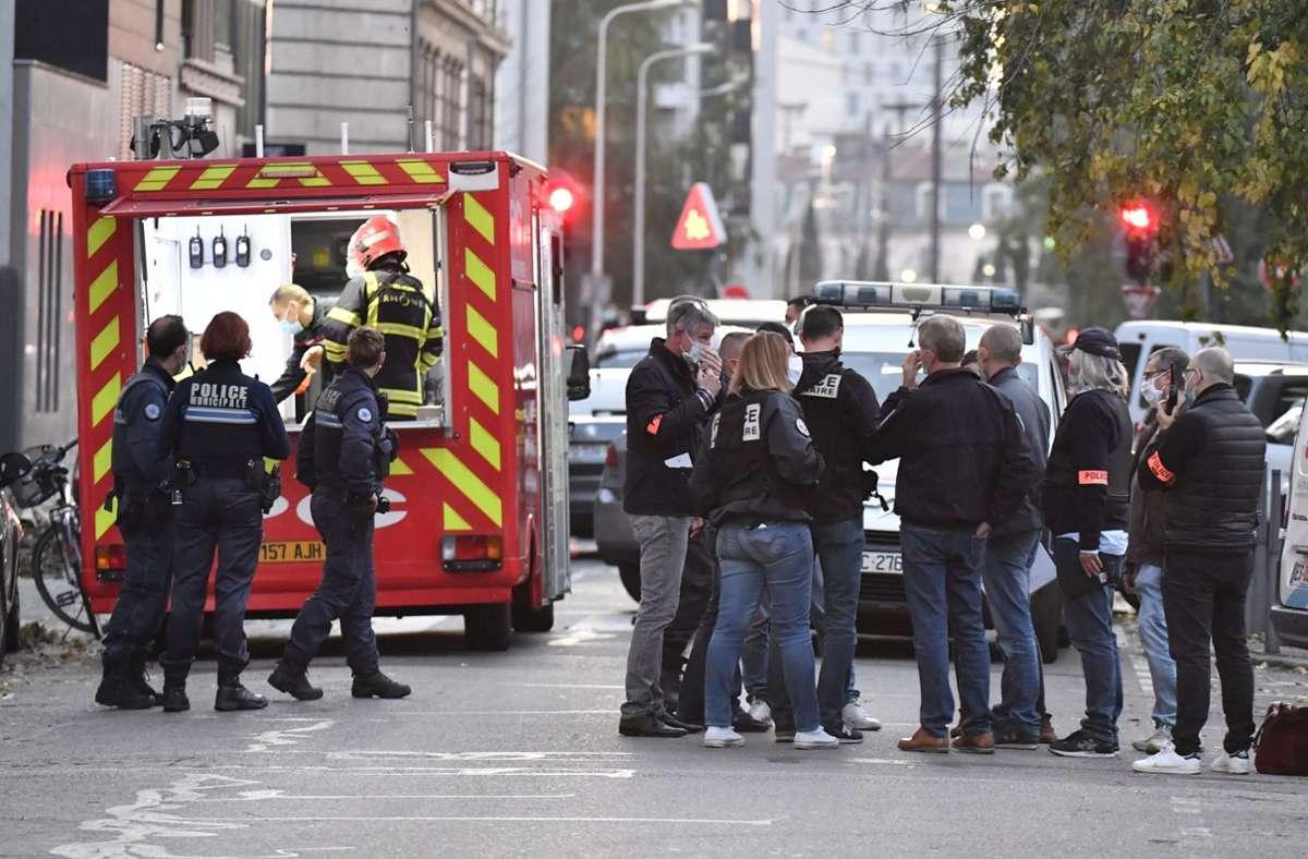 Laut den Informationen soll der Geistliche in Lebensgefahr schweben. Foto: dpa/Philippe Desmazes
