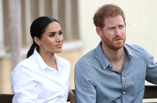 Sender lässt Fake-Queen zu Harry und Meghan klagen