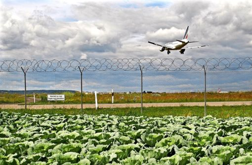 Das Neckartal wehrt sich gegen Fluglärm