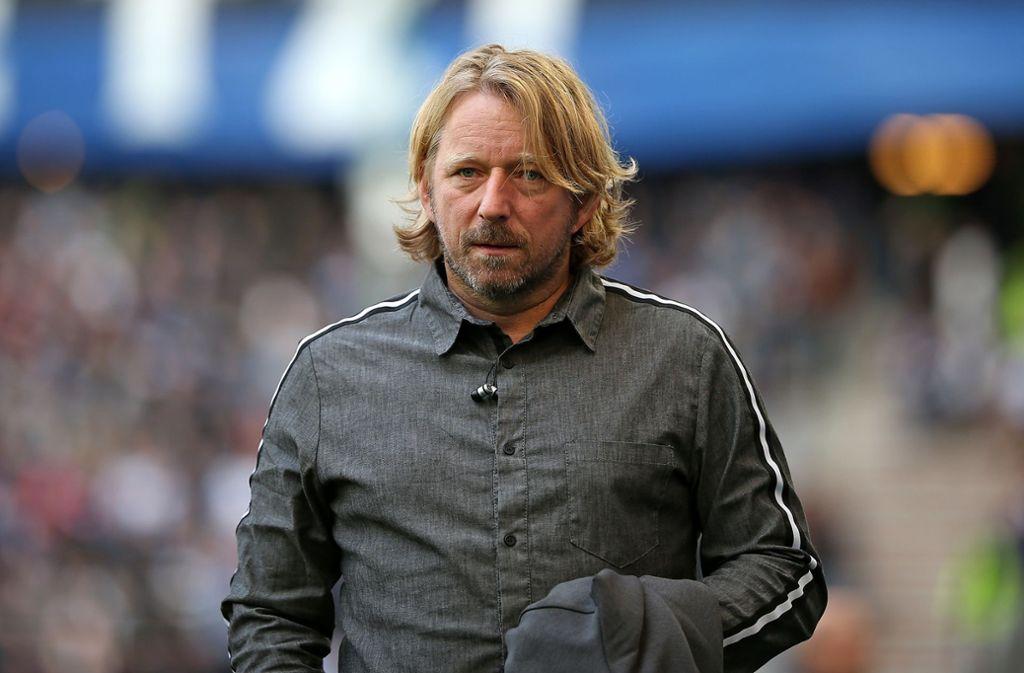 Sven Mislintat vermisst im Fußball spezielle Typen und Leader. Foto: Pressefoto Baumann/Cathrin Müller