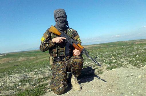 Wie ein Tübinger für Kurden in den Krieg zog