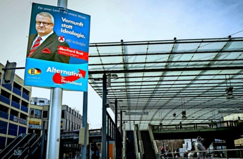 Der ehemalige CDU-Mann Brett will nun für die AfD in den Landtag. Foto: Lg/Max Kovalenko