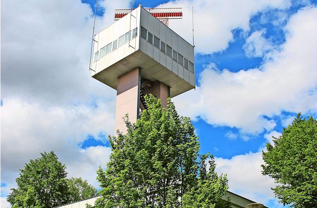 Um den Radarturm in Stetten gibt es Gezänk. Foto: Caroline Holowiecki