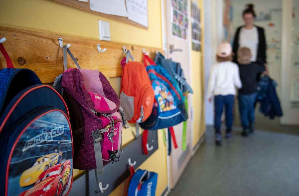 Die Kindertagesstätten sind seit dem 16. Dezember 2020 geschlossen. Foto: dpa/Monika Skolimowska