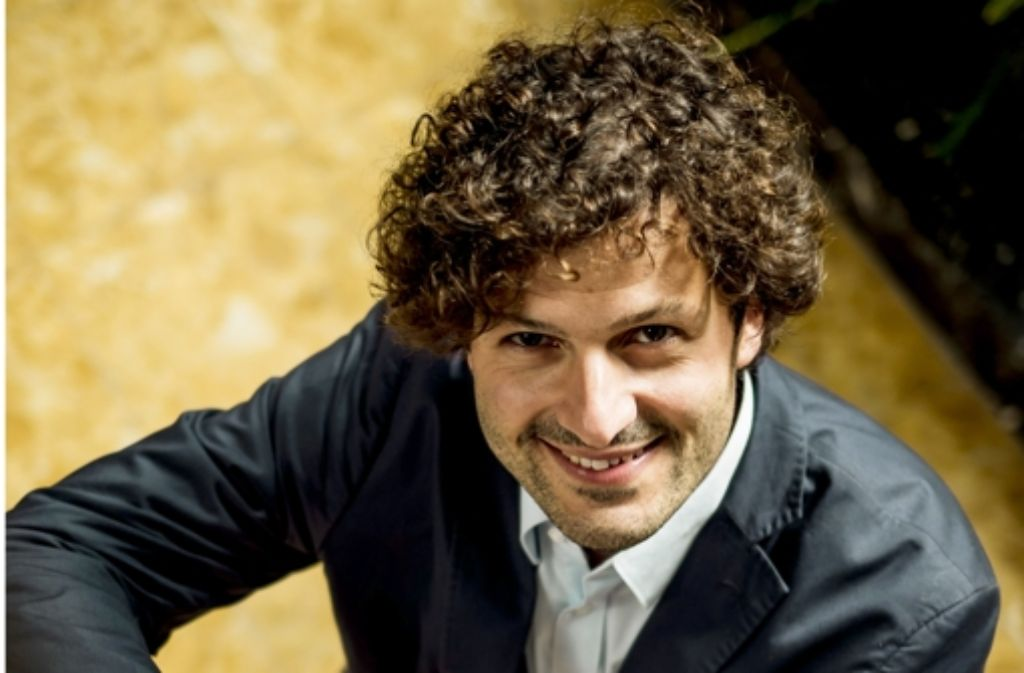 """Luigi Pantisano hat die Initiative """"Bunt statt braun"""" gegründet. Foto: Lichtgut/Kovalenko"""