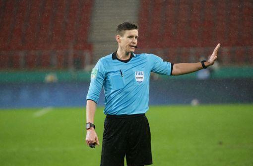Warum der VfB den Schiedsrichter dieses Mal nicht auf seiner Seite hatte