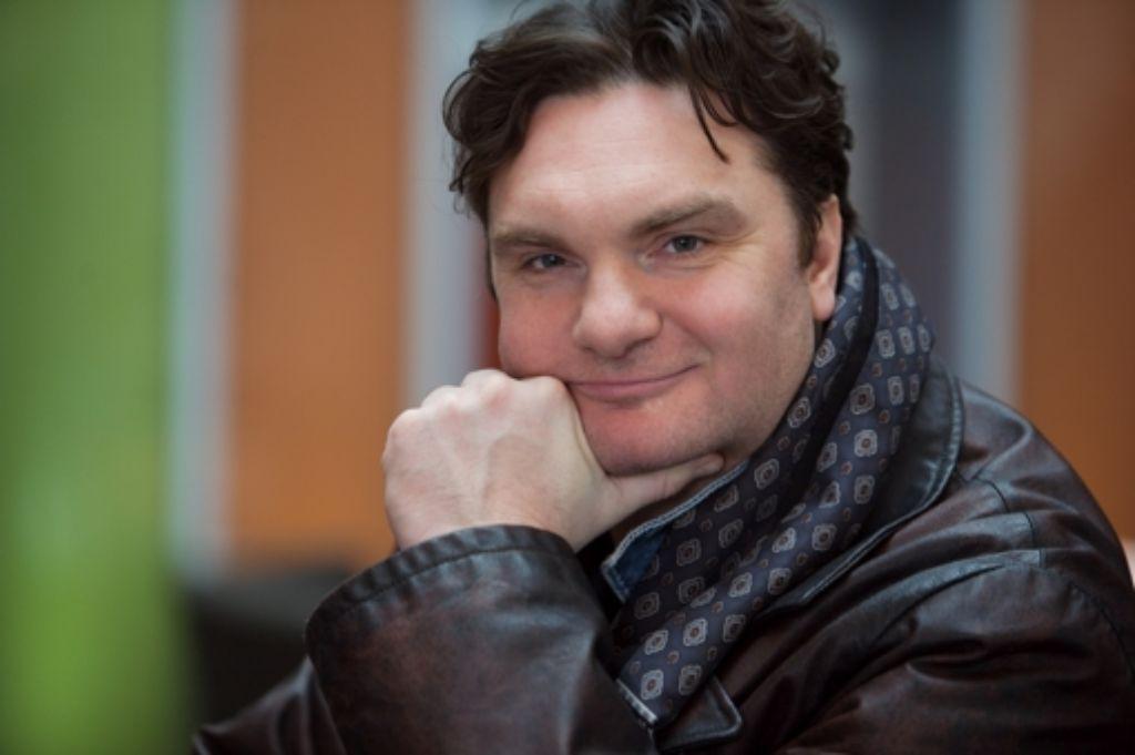 Sagt servus: Martin Leutgeb verlässt an Silvester das Stuttgarter Ensemble Foto: Theater