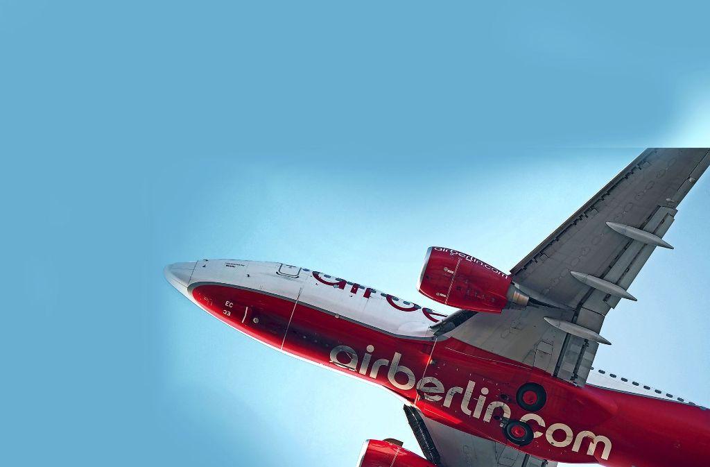 Der Lufthansa-Topmanager und frühere Germanwings-Chef Thomas Winkelmann löst den Air-Berlin-Vorstandschef Stefan Pichler am 1. Februar 2017 ab. Foto: dpa