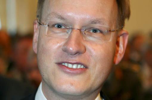 Johannes Schmalzl ist seit 2008 Stuttgarter Regierungspräsident. Foto: dpa