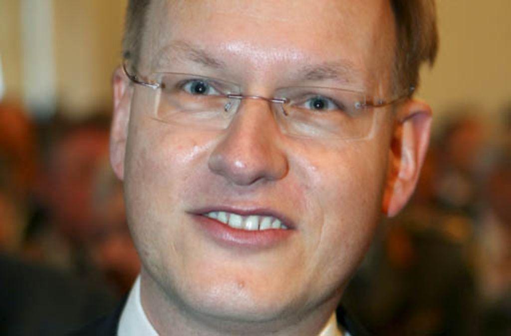 Johannes Schmalzl ist seit 2008 StuttgarterRegierungspräsident. Foto: dpa