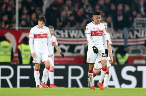 Der VfB kommt nicht vom Fleck