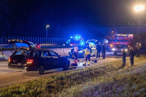 Fußgänger wird von Taxi erfasst und stirbt an der Unfallstelle