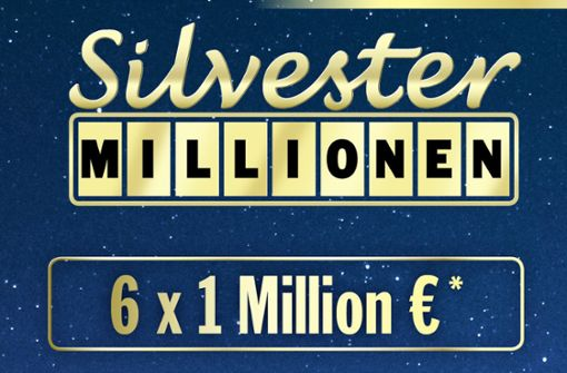 Ein Lotto-Millionär an Silvester