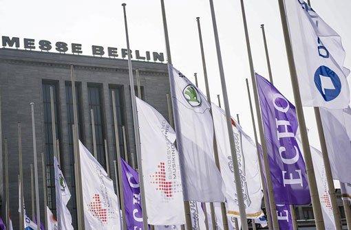 Schweigeminute bei Gala in Berlin geplant
