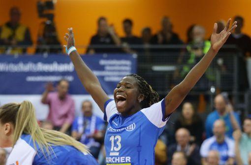 Perfekt: Volleyball-Star Krystal Rivers bleibt eine weitere Saison