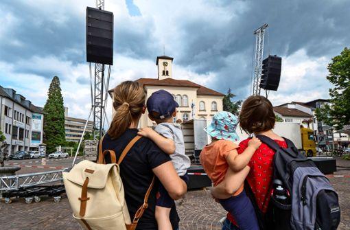 """Stadt und Bürger kämpfen für """"Sindelfingen rockt"""""""