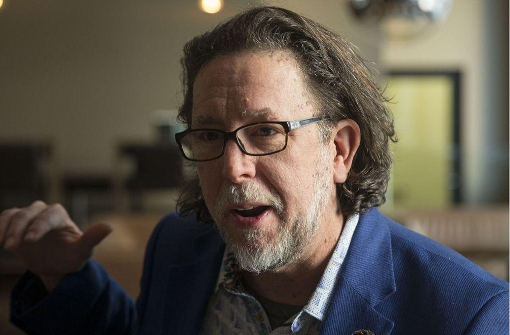 Tom Franklin setzt sich mit dem Thema Ausgrenzung auseinander. Foto: Lichtgut/Leif Piechowski