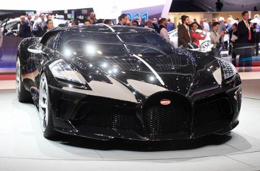 """""""La Voiture Noire"""" – das wohl teuerste Luxusauto der Welt"""