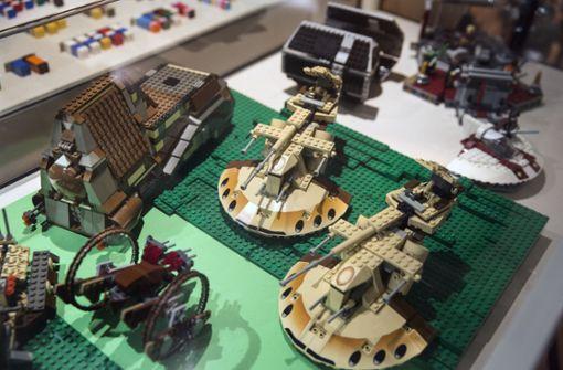 Knapp 9000 Besucher wollen Lego sehen