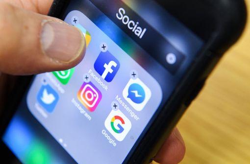 Forscher warnen vor sozialen Netzwerken